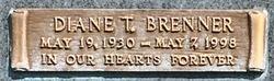 Diane t <i>Debord</i> Brenner