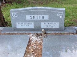 Iris Adelle <i>Middleton</i> Smith