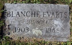 Blanche <i>Evarts</i> Daigneault