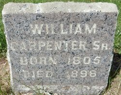 William Carpenter, Sr