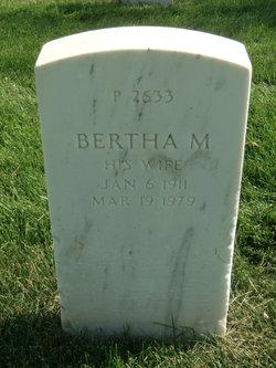 Bertha M Taylor