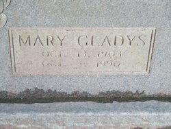 Mary Gladys <i>Scoggan</i> Gamble