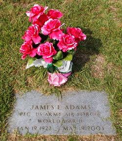 James E Doc Adams