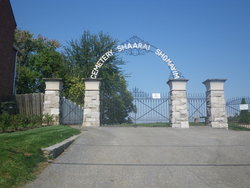 Shaarai Shomayim Cemetery