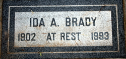 Ida Alice <i>Morse</i> Brady