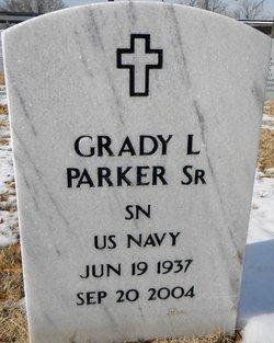 Grady Lee Parker, Sr