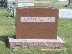 Clara L. <i>Christensen</i> Anderson
