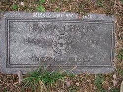 Nan A Chafin