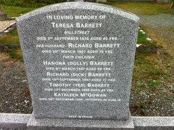 Hanora Dolly Barrett