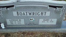Latrelle <i>Moody</i> Boatwright