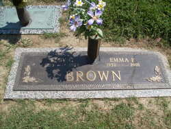 Emma Flora <i>Rodgers</i> Brown
