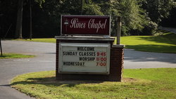 Hines Chapel Congregational Church Cemetery