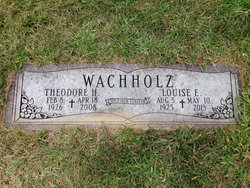 Theodore Herman Ted Wachholz