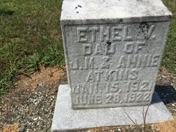 Ethel V. Atkins