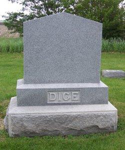 Sadie Cleo <i>Pearce</i> Dice