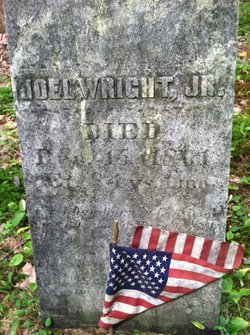 Joel Wright, Jr
