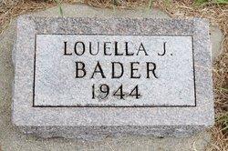 Louella J. Bader