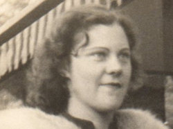 Frances Clemetine Clemmie <i>Varden</i> Ellison