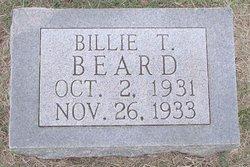 Billie T. Beard