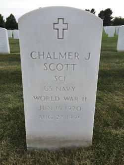 Chalmer J Scott