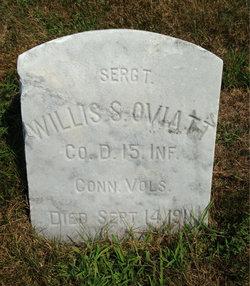 Sgt Willis S Oviatt