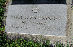 Darcy John Johnson