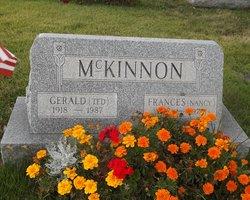 Gerald Ted McKinnon