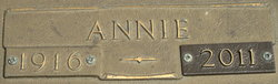 Annie <i>Lake</i> Bransom