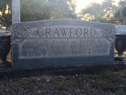 Jasper A Crawford