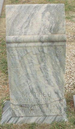Sarah J. Cummings