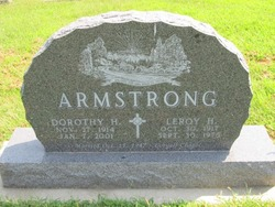 Leroy Armstrong