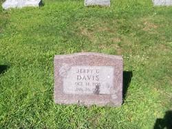 Jerry Garnold Davis