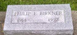 Philip E. Birkner