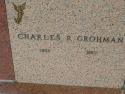 Charles Richard Grohman