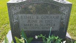Ethel O'Dell <i>Bland</i> Gorham