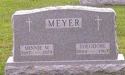 Minnie Marie Helena <i>Winter</i> Meyer