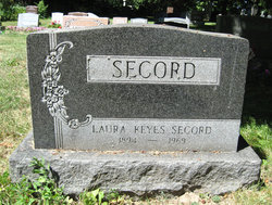 Laura <i>Keyes</i> Secord
