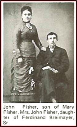 Josephine Aunt Feen <i>Breimayer</i> Fisher