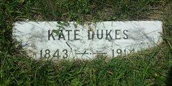 Kate <i>Patterson</i> Dukes