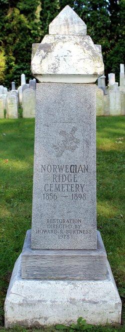 Norwegian Ridge Cemetery