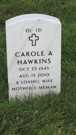 Carole Anne <i>Townsend</i> Hawkins