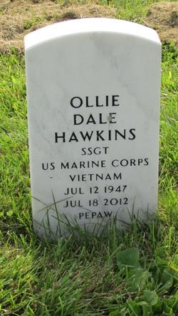 Ollie Dale Hawkins