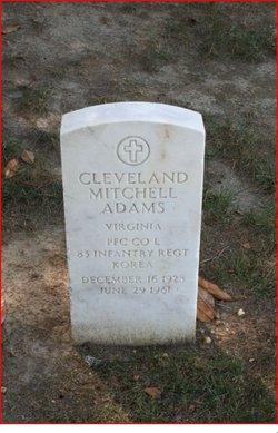 Cleveland M. Adams