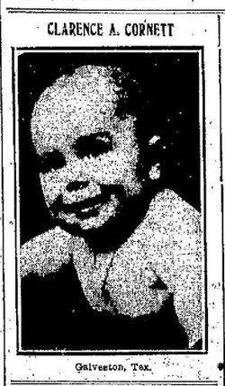 Clarence Cornett, Sr
