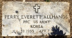 Perry Everett Allhands