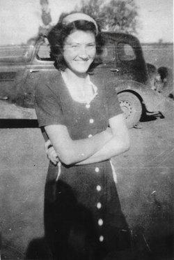 Edna Flodell <i>Crosby</i> Dempsey