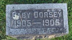 baby Dorsey