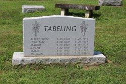 Infant Tabeling