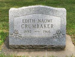 Edith Naomi Crumbaker