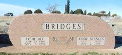 Angie Frances <i>Shirley</i> Bridges